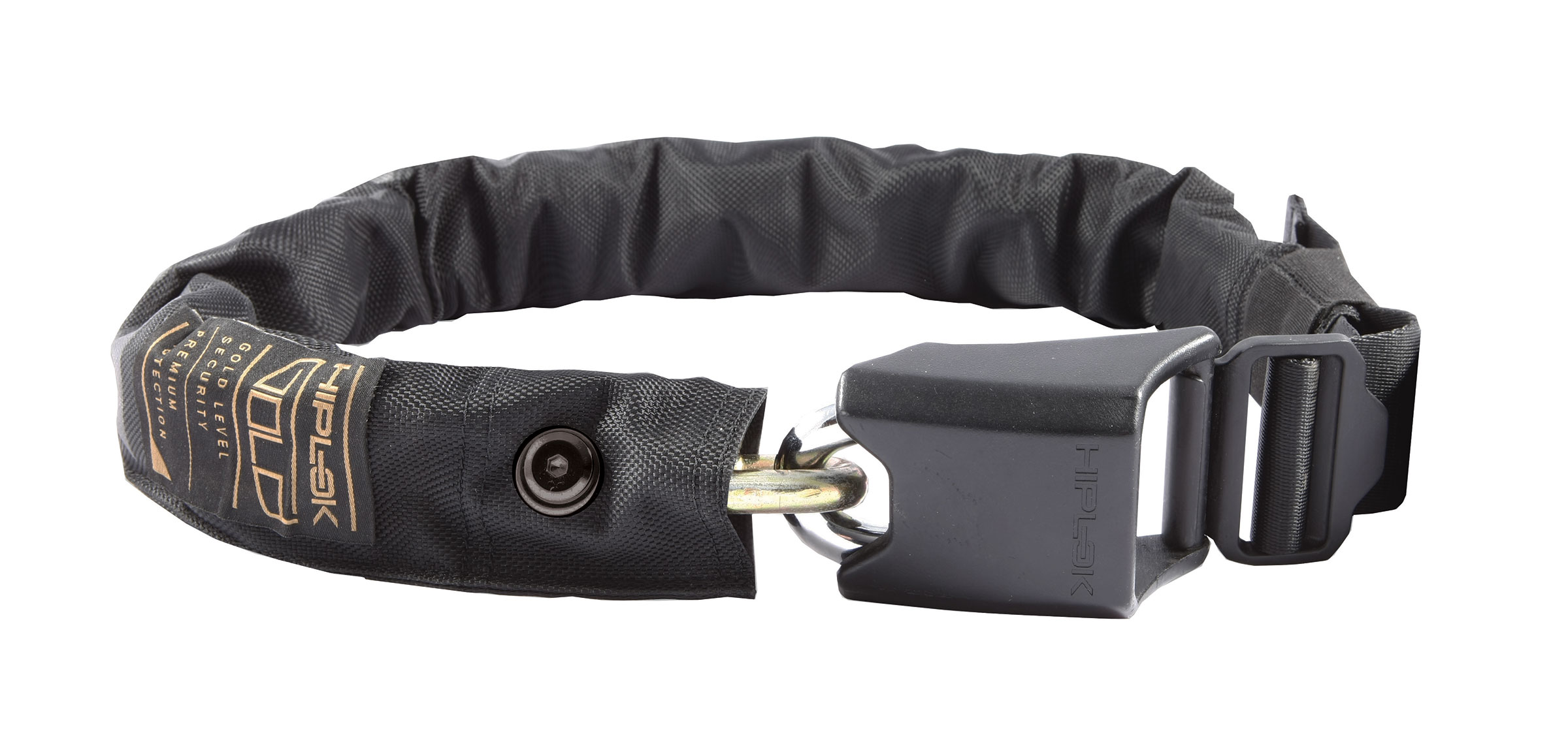 Maximum Security Wearable Chain Lock