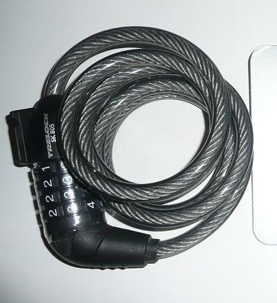 Câble de petit diamètre