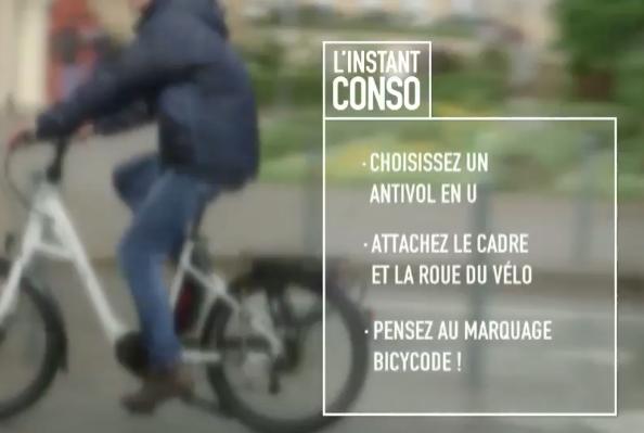 vidéo MCE / instant conso et Bicycode